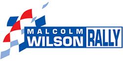 Malcolm Wilson Rally 2019 Logo